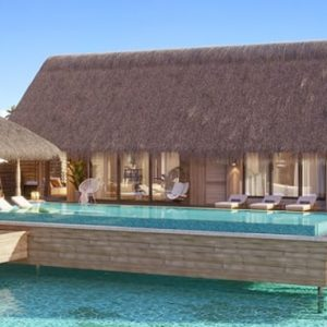 Maldives Honeymoon Packages Waldorf Astoria Maldives Ithaafushi King Overwater Villa With Pool