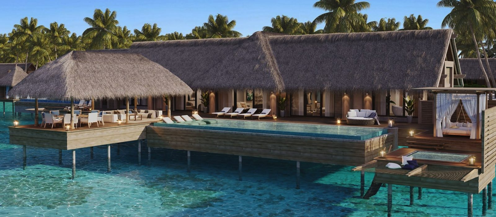 Maldives Honeymoon Packages Waldorf Astoria Maldives Ithaafushi Header