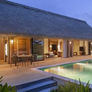 Maldives Honeymoon Packages Waldorf Astoria Maldives Ithaafushi Villa