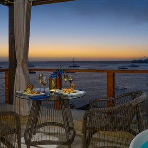 Sandra Negril Jamaica Honeymoon Caribbean Honeymoon Beachfront Two Story One Bedroom Loft Suite W Tranquility Soaking Tub Balcony