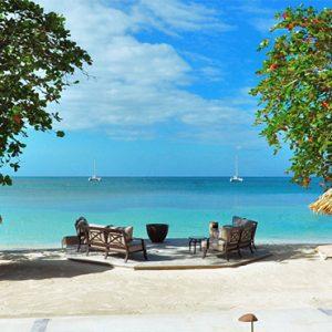 Sandra Negril Jamaica Honeymoon Caribbean Honeymoon Beachfront Two Story One Bedroom Loft Suite W Tranquility Soaking Tub Beach View