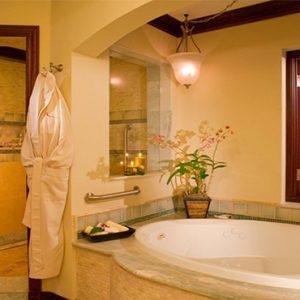 Sandra Negril Jamaica Honeymoon Millionaire Honeymoon One Bedroom Butler Suite With Private Pool Sanctuary Bathroom