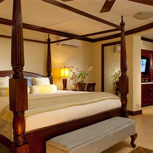 Sandra Negril Jamaica Honeymoon Millionaire Honeymoon One Bedroom Butler Suite With Private Pool Sanctuary Bedroom