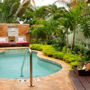 Sandra Negril Jamaica Honeymoon Millionaire Honeymoon One Bedroom Butler Suite With Private Pool Sanctuary Pool