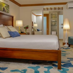 Sandra Negril Jamaica Honeymoon Caribbean Luxury Bedroom