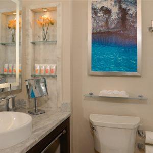 Sandra Negril Jamaica Honeymoon Caribbean Premium Bathroom