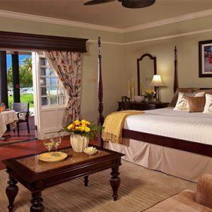 Sandra Negril Jamaica Honeymoon Honeymoon Beachfront Butler Suite Bedroom