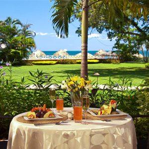 Sandra Negril Jamaica Honeymoon Honeymoon Beachfront Butler Suite Bedroom View