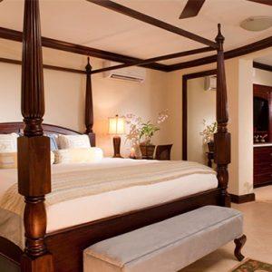 Sandra Negril Jamaica Honeymoon Millionaire Honeymoon Penthouse One Bedroom Butler Suite Bedroom