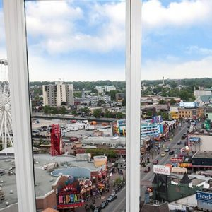 Luxury Canada Holiday Packages Sheraton On The Falls City View Room 2