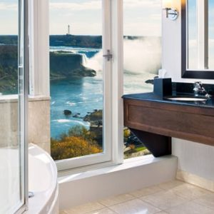 Luxury Canada Holiday Packages Sheraton On The Falls Corner Suite 2