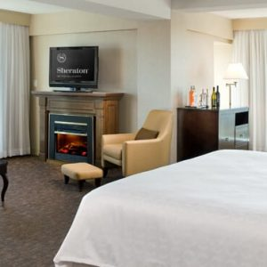 Luxury Canada Holiday Packages Sheraton On The Falls Corner Suite 3