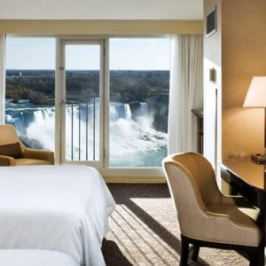 Luxury Canada Holiday Packages Sheraton On The Falls Fallsview Room 1