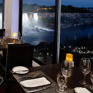 Luxury Canada Holiday Packages Sheraton On The Falls Prime Steakhouse Niagara Falls