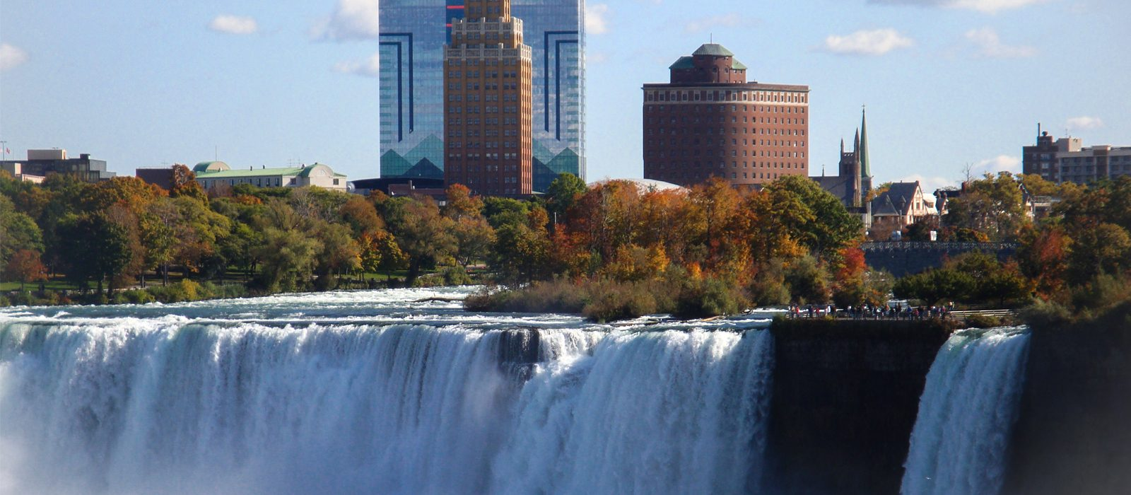 Luxury Canada Holiday Packages Sheraton On The Falls Header