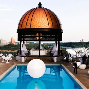 Luxury Canada Holiday Packages Sheraton On The Falls Pool 2