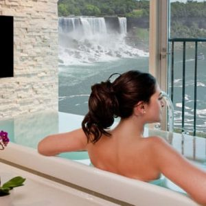 Luxury Canada Holiday Packages Sheraton On The Falls Spa
