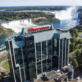 Luxury Canada Holiday Packages Sheraton On The Falls Thumbnail