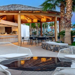 Luxury Greece Holiday Packages Stella Island Crete Cabana Pool Bar5