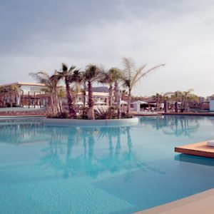 Luxury Greece Holiday Packages Stella Island Crete Pool By Day