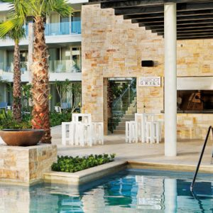 Luxury Mexico Holidays Packages Breathless Riviera Cancun Resort & Spa Barefoot Grill
