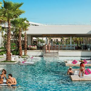 Luxury Mexico Holidays Packages Breathless Riviera Cancun Resort & Spa The Bar