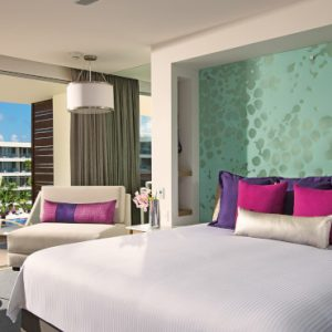 Luxury Mexico Holidays Packages Breathless Riviera Cancun Resort & Spa Xcelerate Junior Suite Swim Out Tropical View