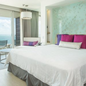 Luxury Mexico Holidays Packages Breathless Riviera Cancun Resort & Spa Xhale Club Junior Suite Ocean Front