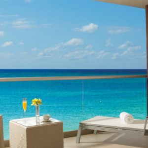 Luxury Mexico Holidays Packages Breathless Riviera Cancun Resort & Spa Xhale Club Junior Suite Ocean Front1