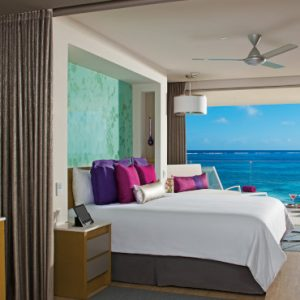 Luxury Mexico Holidays Packages Breathless Riviera Cancun Resort & Spa Xhale Club Master Suite Ocean Front