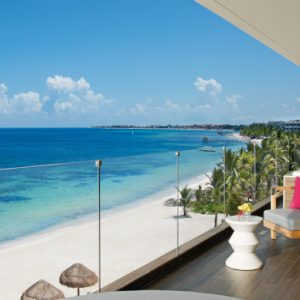 Luxury Mexico Holidays Packages Breathless Riviera Cancun Resort & Spa Xhale Club Presidential Suite Ocean Front4