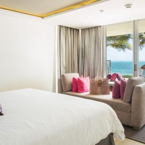 Luxury Mexico Holidays Packages Breathless Riviera Cancun Resort & Spa Xhale Club Presidential Suite Swim Out Ocean Front