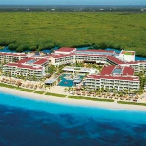 Luxury Mexico Holiday Packages Breathless Riviera Cancun Resort And Spa Aerial View