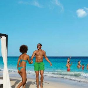 Luxury Mexico Holiday Packages Breathless Riviera Cancun Resort And Spa Beach