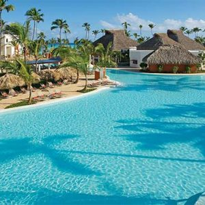 Luxury Mexico Holiday Packages Breathless Riviera Cancun Resort And Spa Pool