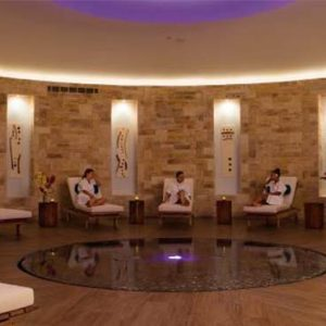 Luxury Mexico Holiday Packages Breathless Riviera Cancun Resort And Spa Spa Relaxation Area
