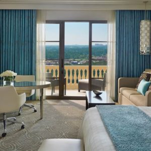 Luxury Orlando Holiday Packages Four Seasons Resort Orlando At Walt Disney World Golden Oak View Room