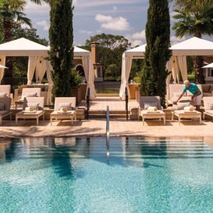 Luxury Orlando Holiday Packages Four Seasons Resort Orlando At Walt Disney World Pool 3
