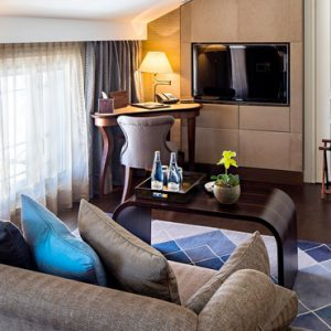 Luxury Switzerland Holiday Packages Hotel Villa Honegg Classic Room Top Floor