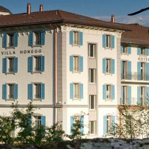 Luxury Switzerland Holiday Packages Hotel Villa Honegg Hotel Exterior