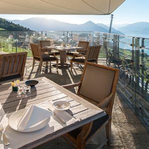 Luxury Switzerland Holiday Packages Hotel Villa Honegg Hotel Villa Honegg Restaurant