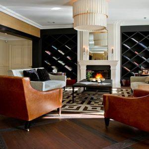 Luxury Switzerland Holiday Packages Hotel Villa Honegg Lobby