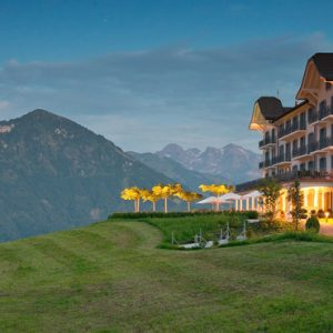 Luxury Switzerland Holiday Packages Hotel Villa Honegg Private Floor