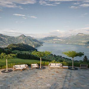 Luxury Switzerland Holiday Packages Hotel Villa Honegg Views