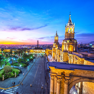 Group Tour To Peru Luxury Peru Holiday Packages Arequipa