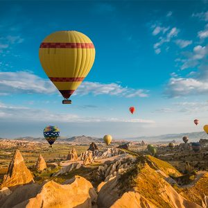 Cappadocia Balloon Ride Luxury Holiday Image