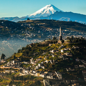 Cotopaxi South America Holiday Packages