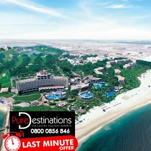 JA Palm Tree Court Last Minute Dubai Holidays