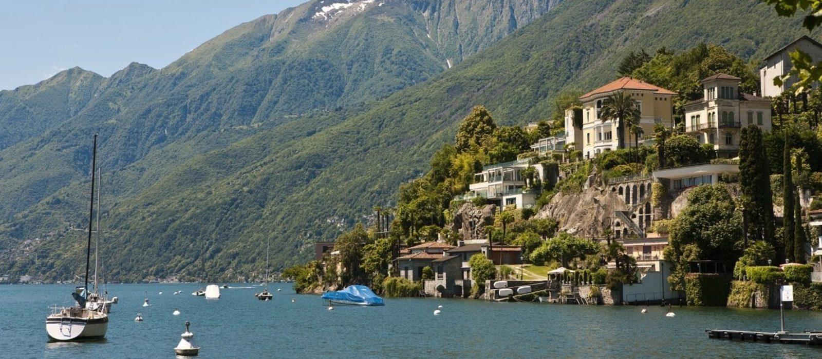 Luxury Switzerland Holiday Packages Giardino Ascona Header