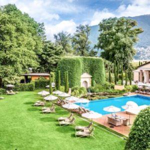 Luxury Switzerland Holiday Packages Giardino Ascona Pool